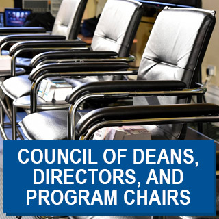 Council of Dean, Directors, and Program Chairs