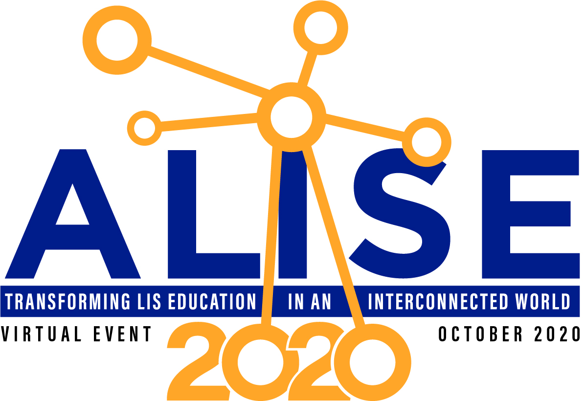 ALISE '20 Virtual Conference Logo