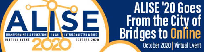 ALISE Virtual Conference Logo